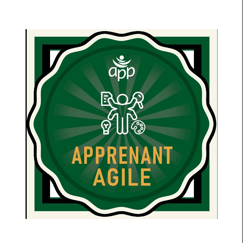 Badge-Apprenant-Agile